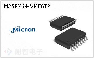 M25PX64-VMF6TP