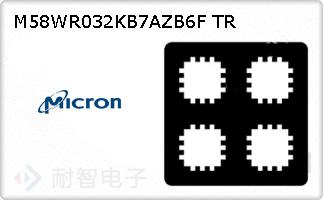 M58WR032KB7AZB6F TR的图片