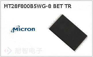 MT28F800B5WG-8 BET TR