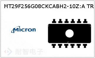 MT29F256G08CKCABH2-10Z:A TR
