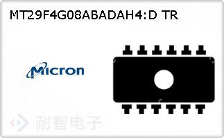 MT29F4G08ABADAH4:D TR的图片