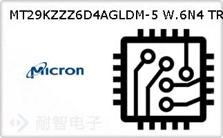 MT29KZZZ6D4AGLDM-5 W