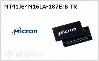 MT41J64M16LA-187E:B TR
