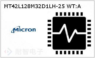 MT42L128M32D1LH-25 WT:A