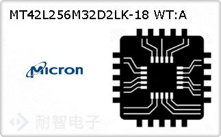 MT42L256M32D2LK-18 WT:A