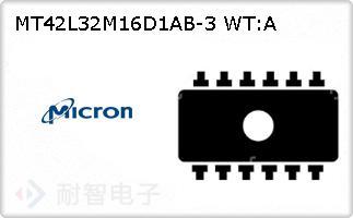 MT42L32M16D1AB-3 WT: