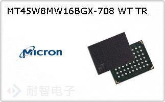 MT45W8MW16BGX-708 WT TR