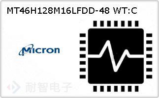 MT46H128M16LFDD-48 WT:C