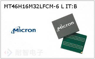 MT46H16M32LFCM-6 L IT:B