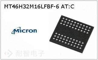MT46H32M16LFBF-6 AT:C