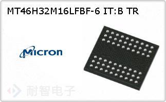 MT46H32M16LFBF-6 IT:B TR