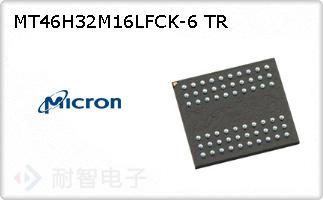 MT46H32M16LFCK-6 TR