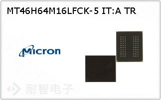 MT46H64M16LFCK-5 IT:A TR