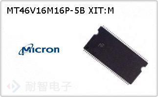 MT46V16M16P-5B XIT:M