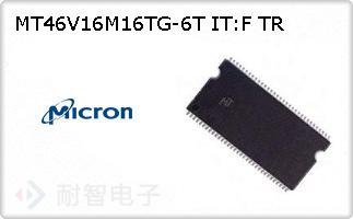 MT46V16M16TG-6T IT:F