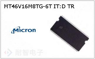 MT46V16M8TG-6T IT:D TR