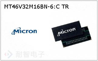 MT46V32M16BN-6:C TR的图片