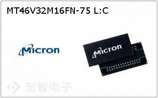 MT46V32M16FN-75 L:C