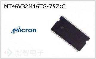 MT46V32M16TG-75Z:C