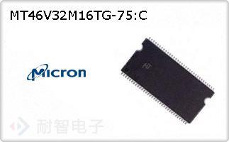 MT46V32M16TG-75:C的图片