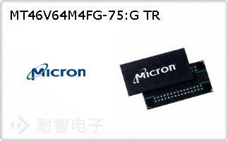 MT46V64M4FG-75:G TR