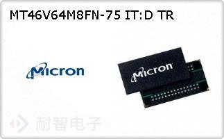 MT46V64M8FN-75 IT:D TR