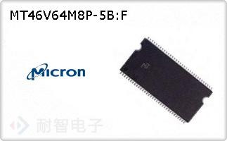 MT46V64M8P-5B:F