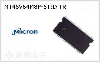 MT46V64M8P-6T:D TR