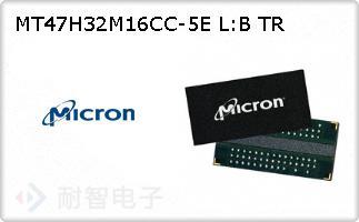 MT47H32M16CC-5E L:B TR的图片