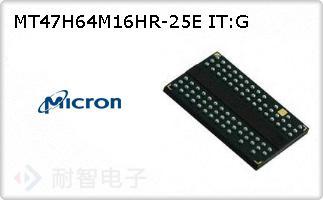 MT47H64M16HR-25E IT:G