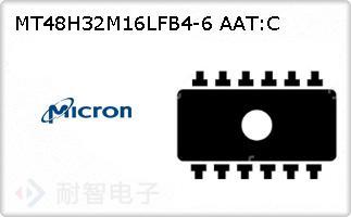 MT48H32M16LFB4-6 AAT:C