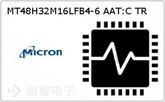 MT48H32M16LFB4-6 AAT:C TR