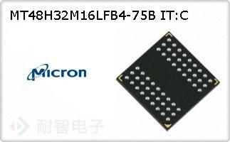 MT48H32M16LFB4-75B IT:C