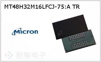 MT48H32M16LFCJ-75:A TR