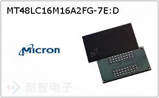 MT48LC16M16A2FG-7E:D