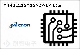 MT48LC16M16A2P-6A L:G