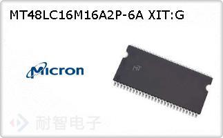 MT48LC16M16A2P-6A XIT:G的图片