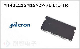 MT48LC16M16A2P-7E L: