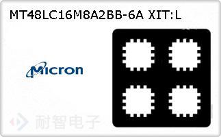 MT48LC16M8A2BB-6A XIT:L的图片