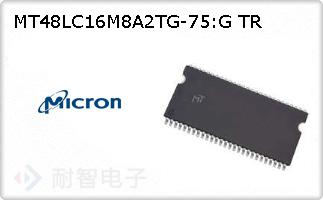 MT48LC16M8A2TG-75:G