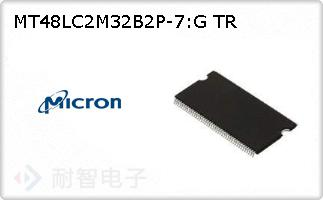 MT48LC2M32B2P-7:G TR