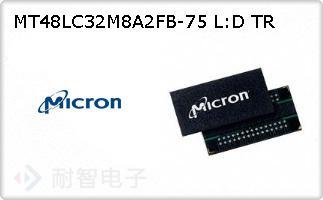 MT48LC32M8A2FB-75 L:D TR