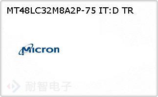 MT48LC32M8A2P-75 IT: