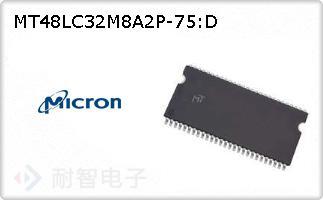 MT48LC32M8A2P-75:D