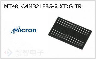 MT48LC4M32LFB5-8 XT:G TR