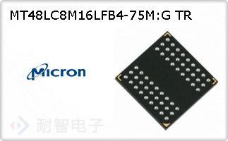 MT48LC8M16LFB4-75M:G TR