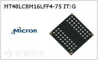MT48LC8M16LFF4-75 IT