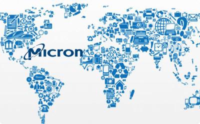 Micron公司的主要产品