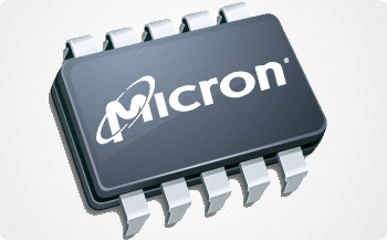 Micron美光公司的LOGO